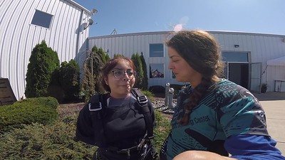 1448 Ashley  Orozco Skydive at Chicagoland Skydiving Center 20180909 Amy Amy