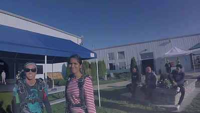 1834 Neeharika Polisetti Skydive at Chicagoland Skydiving Center 20180909 Shannon Eric