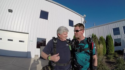 1931 Richard Moore Skydive at Chicagoland Skydiving Center 20180913 Eric Amy