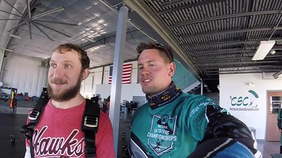 1305 Kevin Cheek Skydive at Chicagoland Skydiving Center 20180923 Eric Eric