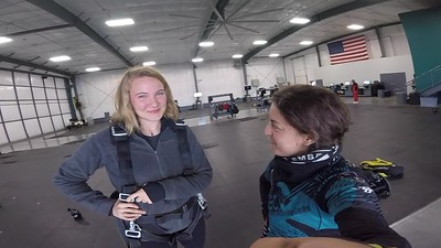 1210 Caitlin Ekberg Skydive at Chicagoland Skydiving Center 20180929 Amy Amy