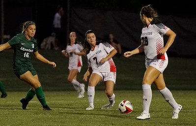 GWU Women's Soccer vs. USC Upstate