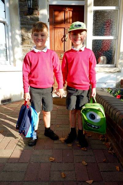 First Day - Year 1