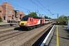 13 September 2018 :: LNER HST, 43367 is at Welwyn Garden City leading 1E03, the 0626 from Edinburgh to King's Cross