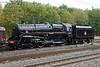 18 September 2018 :: A portrait view of British Railways Standard Class 5 4-6-0 No.  73082 'Camelot' at Lower Basildon