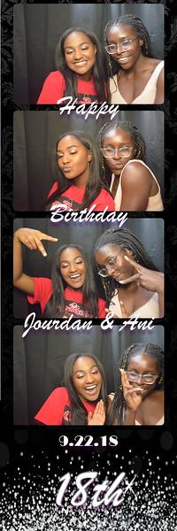 9.22.18 Jourdan & Ani's18th Birthday Party
