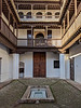 Courtyard, Casa del Chapiz