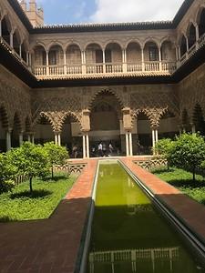 Reales Alcazares, Seville - Grace Penn