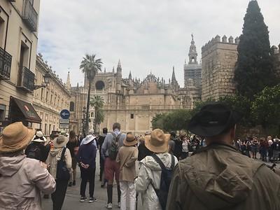 Strolling through Malaga - Grace Penn