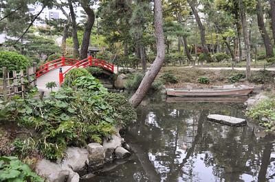 Shukkei-en Gardens