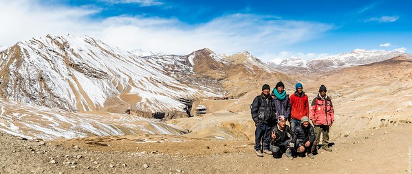 Our Guides in Spiti