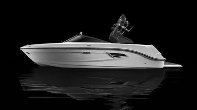 Arctic White Standard Hull