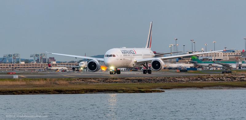 Air France 787-900 Dreamliner.