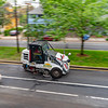 I still have the fascination with things that move. Who else followed the street sweeper around on their bikes?