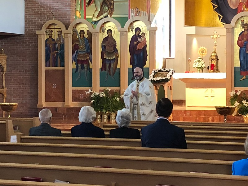 St. George Liturgy