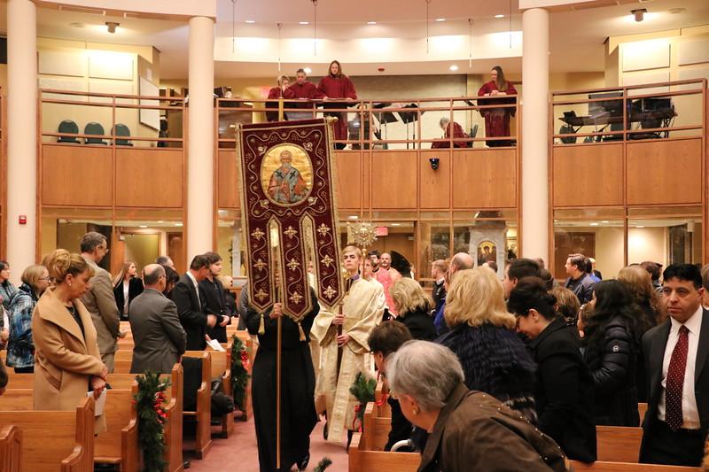 St. Nicholas Ecumenical Vespers