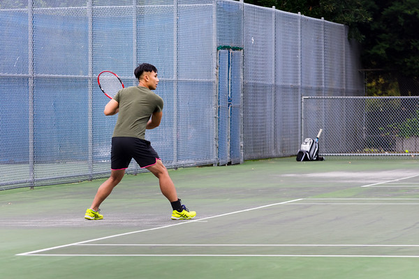 Stanley Park Open - Will Ng
