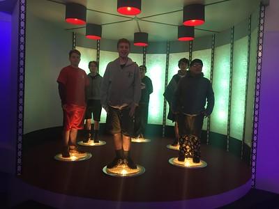 Star Trek Exhibit Fort Ticonderoga