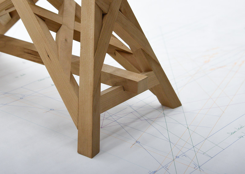 Stereotomy: Making a French Trestle with Patrick Moore