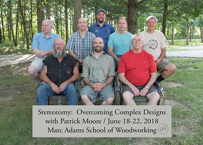 Stereotomy: Overcoming Complex Designs with Patrick Moore