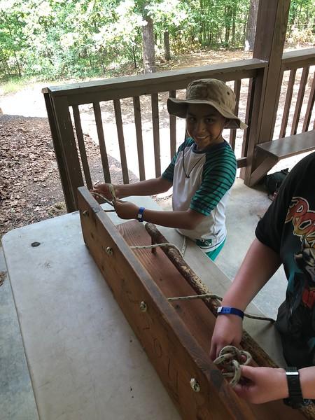 2018 Summer Camp - Hale