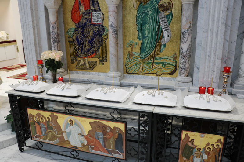Sunday of the Fathers of the First Ecumenical Council