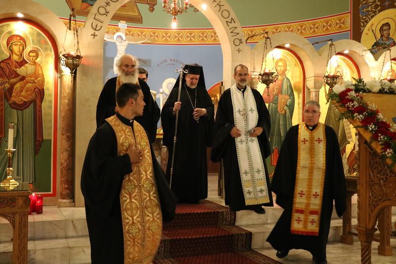 St. Sophia Vespers