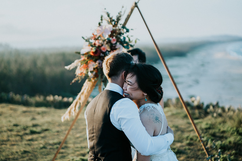 Elopement in Phu Yen, Viet Nam wedding