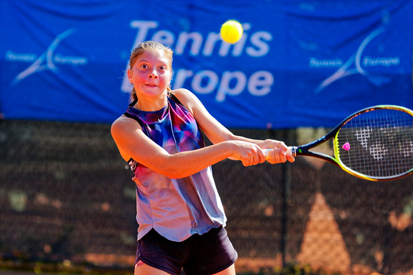 01.01a Antonia Ruzic - Tennis Europe Junior Masters 2018