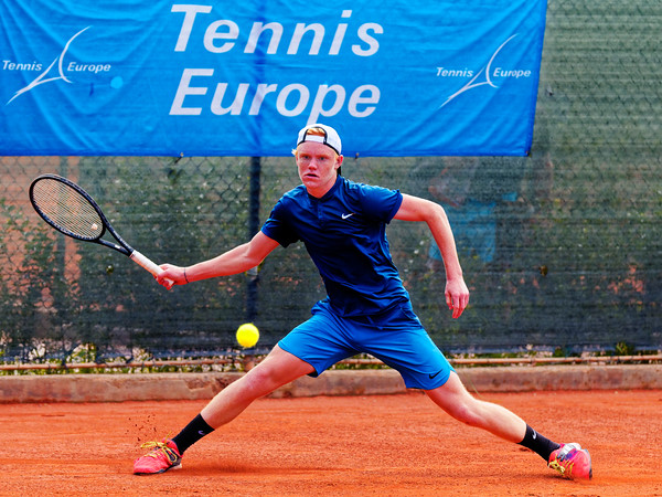 01.03a Daniel Linkuns-Morozovs - Tennis Europe Junior Masters 2018