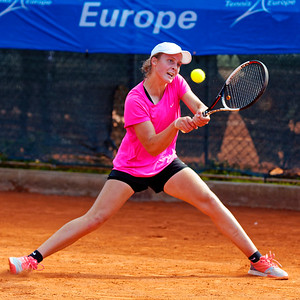 01.02b Tara Wurth - Tennis Europe Junior Masters 2018