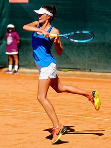 01.08b Fatma Idrizovic - Tennis Europe Junior Masters 2018