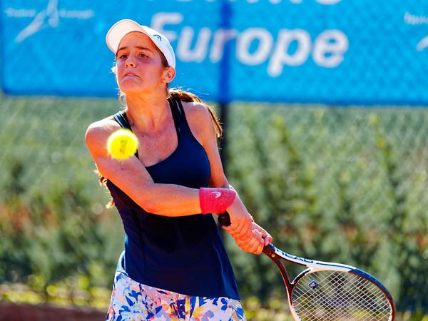 01.07b Katerina Dimitrova - Tennis Europe Junior Masters 2018