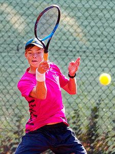 01.05b Petr Nesterov - Tennis Europe Junior Masters 2018