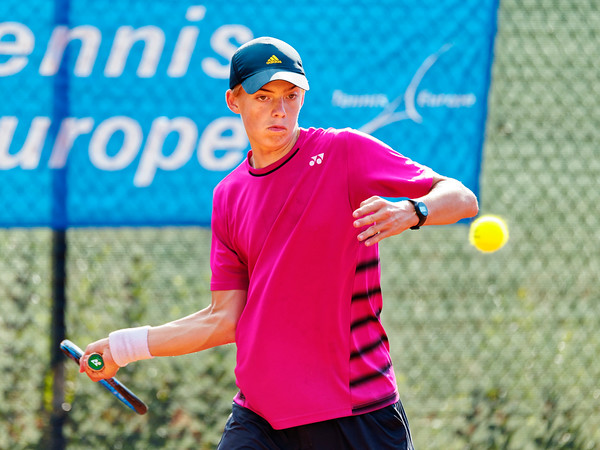 01.05 Petr Nesterov - Tennis Europe Junior Masters 2018