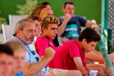 01.03b Supporting - Spain - Tennis Europe Summer Cups final boys 14 years and under 2018