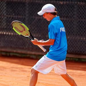 01.01d Luca Van Assche - France - Tennis Europe Summer Cups final boys 14 years and under 2018