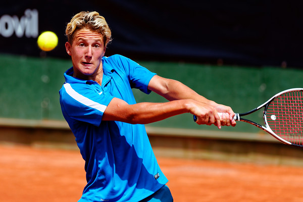 01.01f Sean Cuenin - France - Tennis Europe Summer Cups final boys 14 years and under 2018