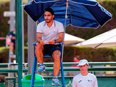 01.02 Umpire - Tennis Europe Summer Cups final boys 14 years and under 2018