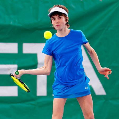 01.01e Linda Noskova - Czech Republic - Tennis Europe Winter Cups by HEAD final girls 14 years and under 2018