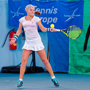 01.03d Diana Shnaider - Russia - Tennis Europe Winter Cups by HEAD final girls 14 years and under 2018