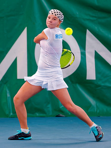 01.03e Diana Shnaider - Russia - Tennis Europe Winter Cups by HEAD final girls 14 years and under 2018