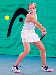01.02a Erika Andreeva - Russia - Tennis Europe Winter Cups by HEAD final girls 14 years and under 2018