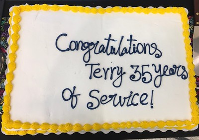 Terry's 35th