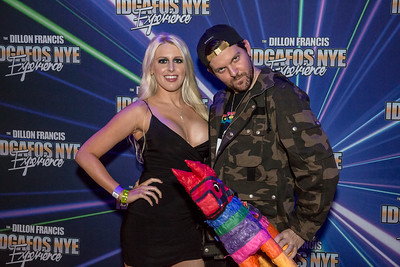 The Dillon Francis Ultra VIP NYE Experience