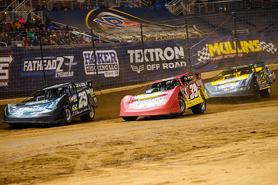 Jason Welshan (29), Tim McCreadie (39) and Billy Moyer (21)