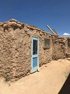 Acoma home - Bridget St. Clair