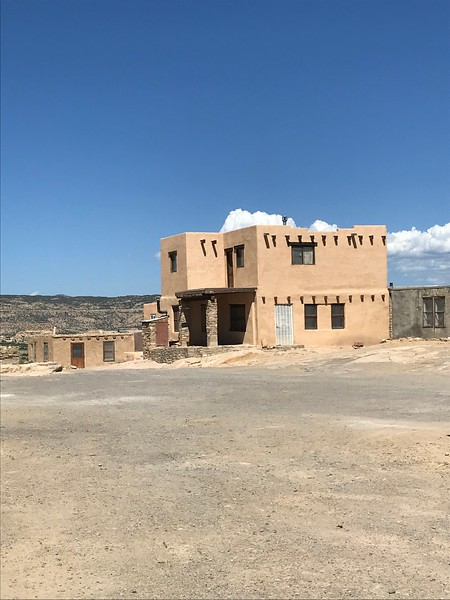 Architecture of Acoma - Bridget St. Clair