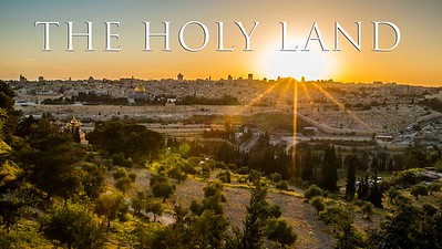 The Holy Land 2018