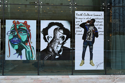"""The Studio, UW-Madison's Creative Arts Community, presented """"Youth Culture.,"""" an evening of visual art, music performance, and more!"""